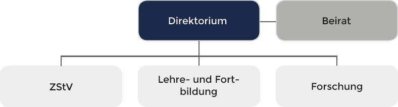 Struktur Abbe-Institut für Stiftungswesen